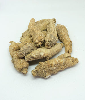 Graded Short Jumbo Wisconsin Grown American Ginseng By The Pound