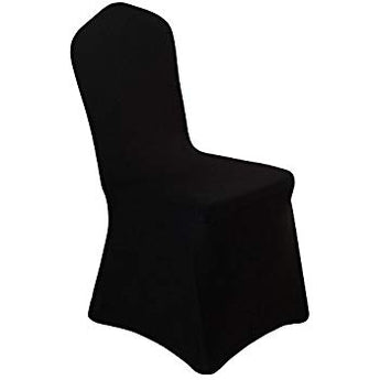 Chair Cover Spandex - Black