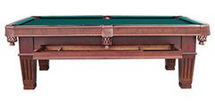 Imperial Wyckoff Pool Table