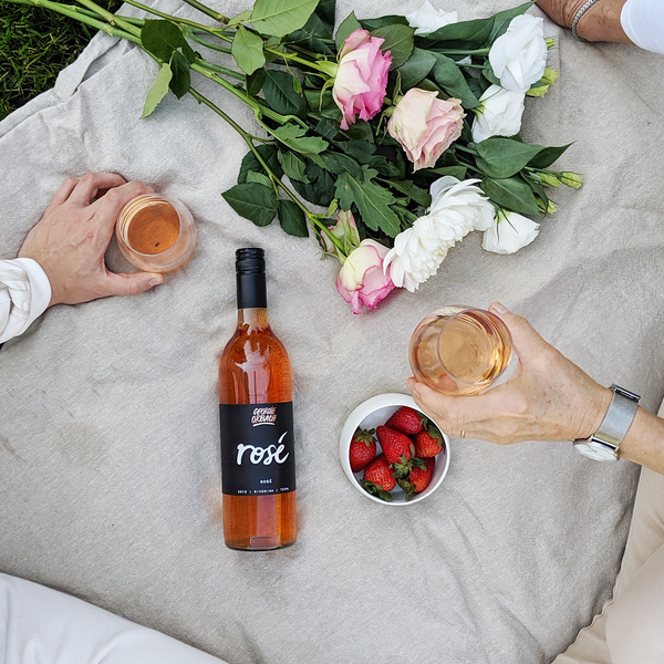 GIVEAWAY: WIN A DOZEN ROSÉ AND A DOZEN ROSES!