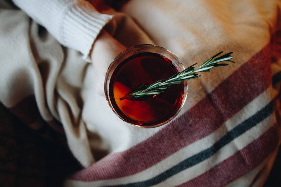 Georgie's Mulled Wine Recipe