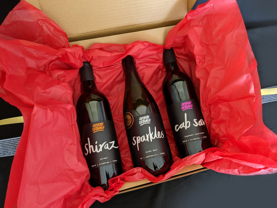 Luxury Wine Pack (Includes Wines/Accessories)
