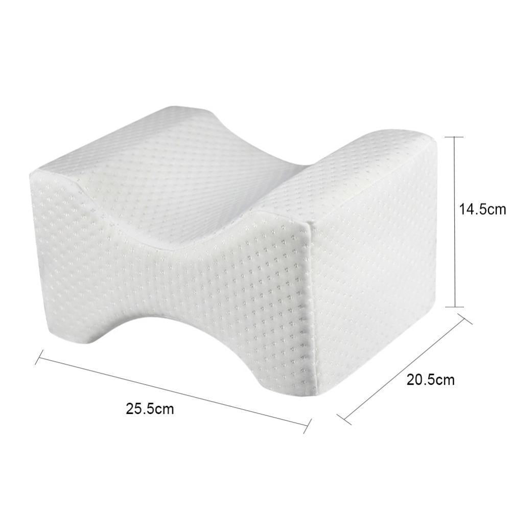 High Quality Memory Foam - Hip Alignment - Leg & Knee Pillow