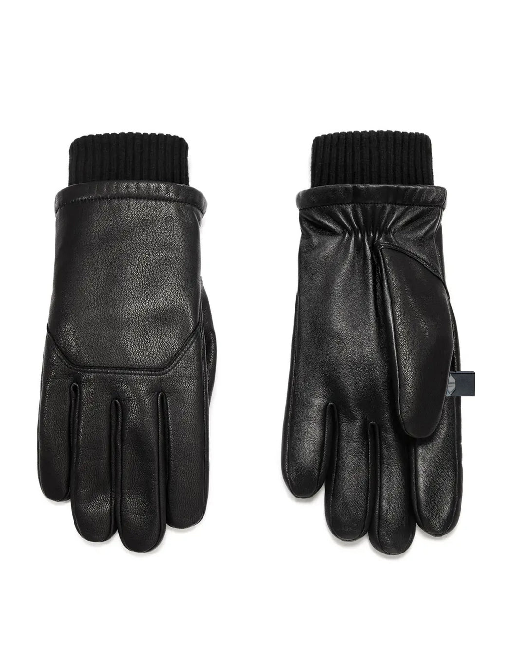 Leather Puff Gloves ®