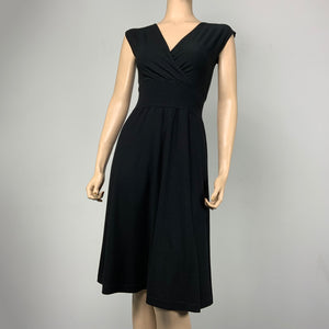 Black Cari Dress