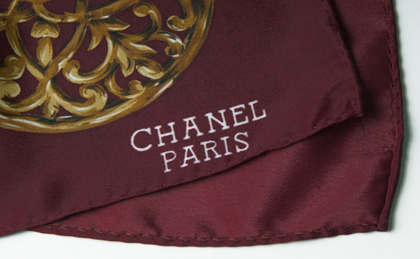 Chanel Jewels: Designer Scarves