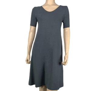 Grey Alice Relaxed-Fit Dress