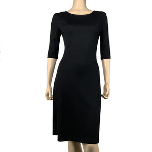 Solid Michelle Cotton/Bamboo Dress