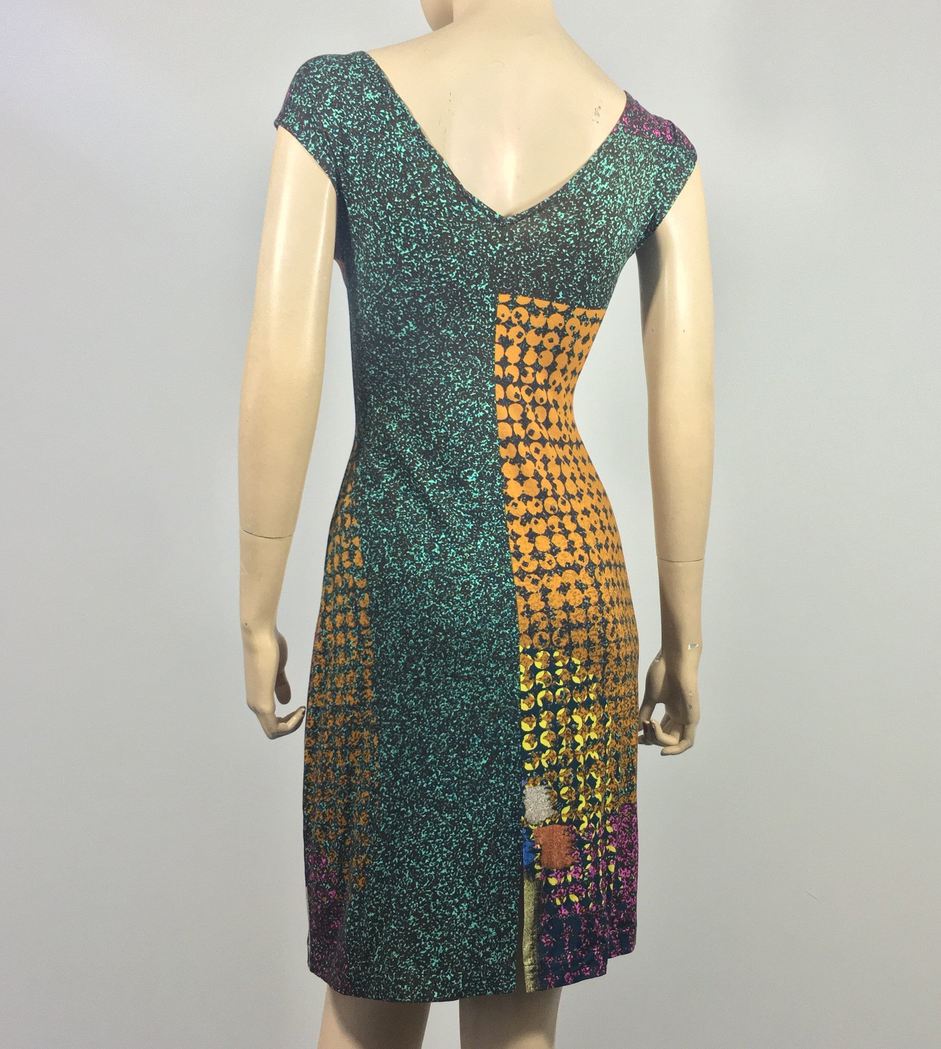 Happy abstraction part 2 Darlene Dress
