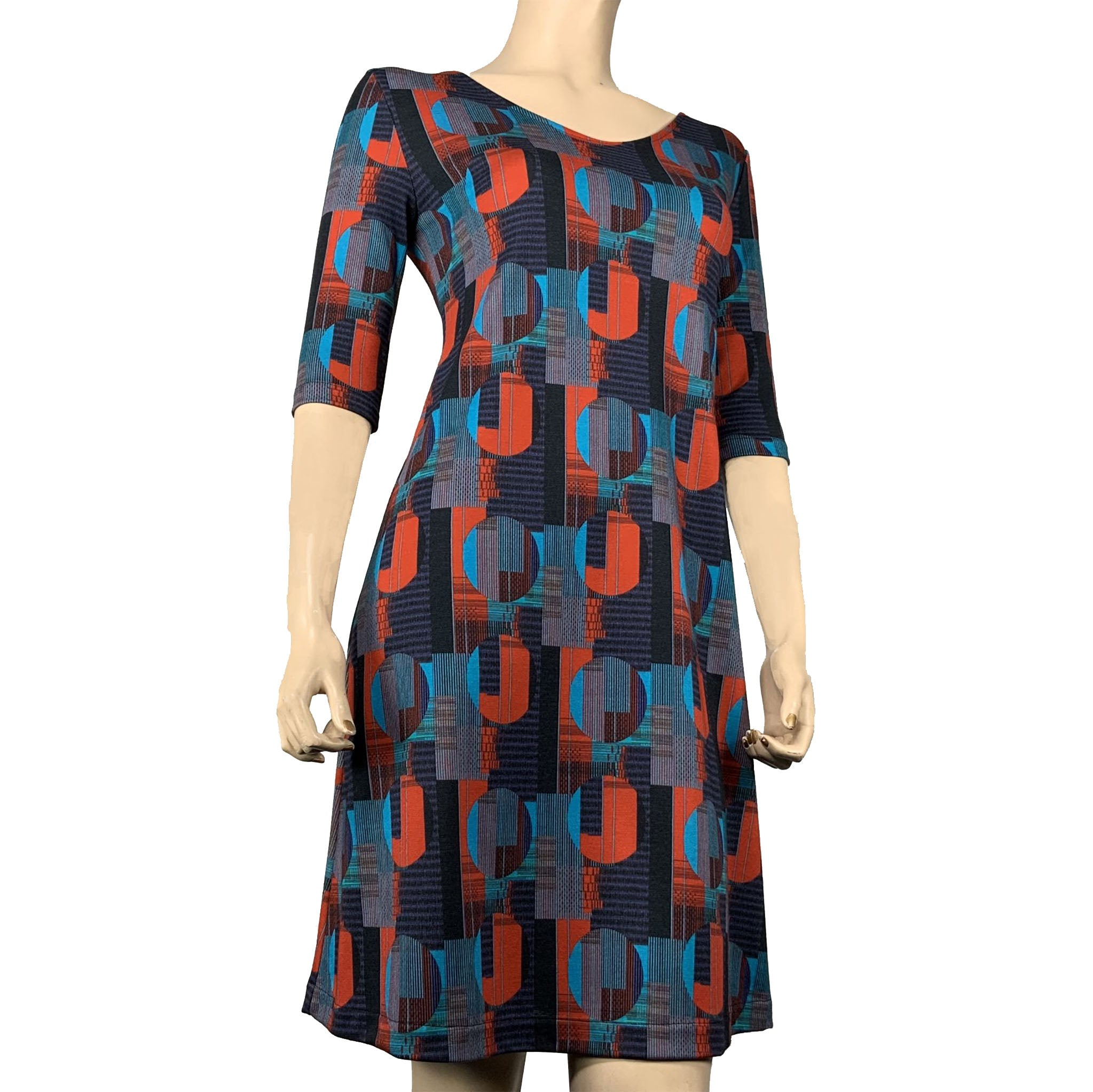 Tokyo Alice Relaxed-Fit Dress