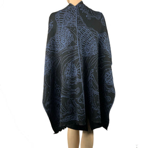 Ocean Cape Black and Denim