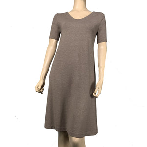 Sand Alice Aline Relaxed-Fit Dress
