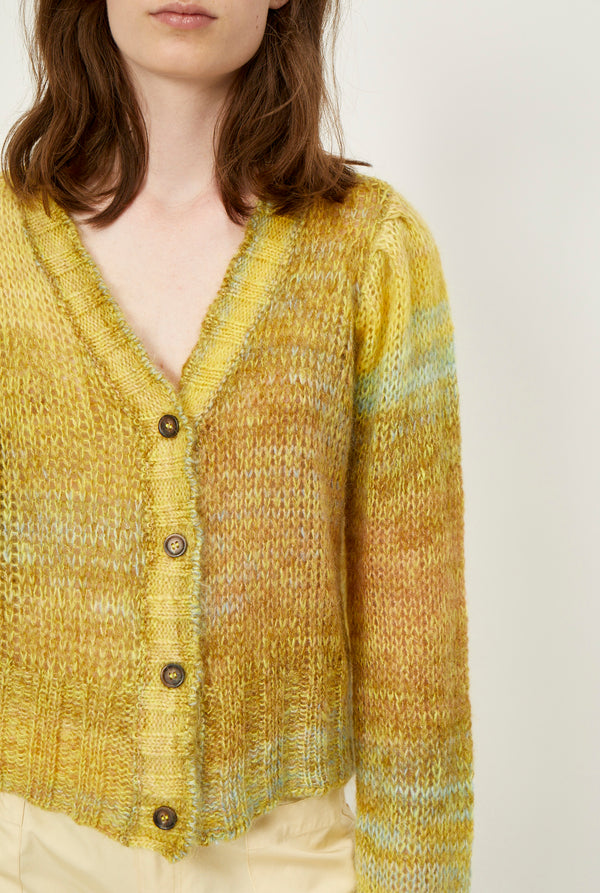 Lotus knit cardigan