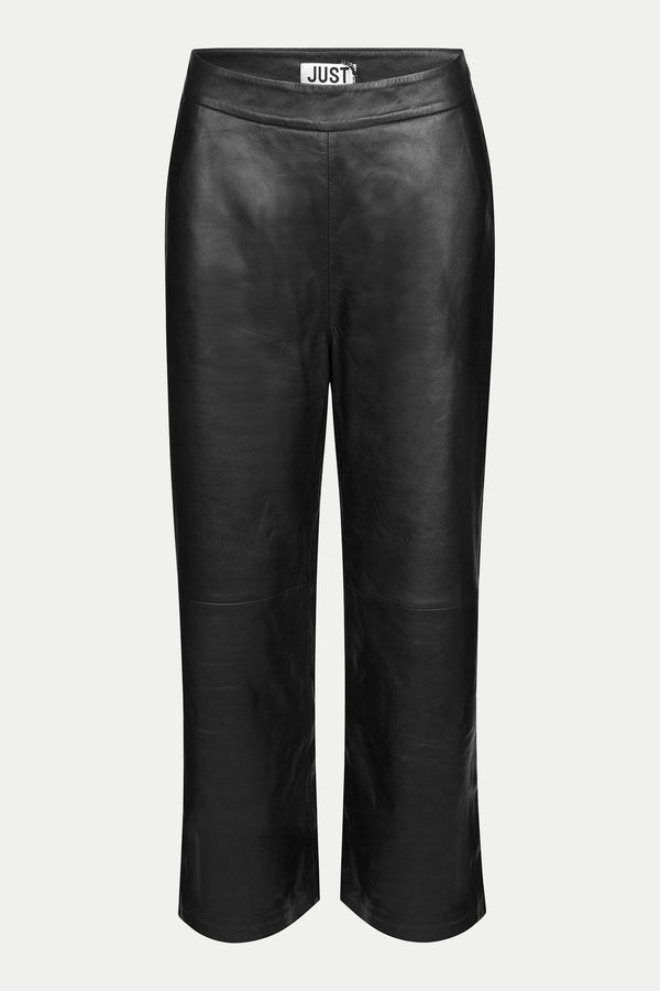 Joy leather trousers