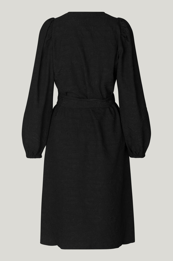 Toda wrap dress