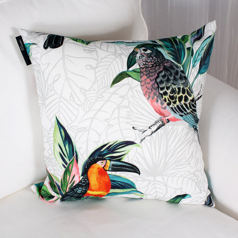 Bali cushion by Marie Dooley