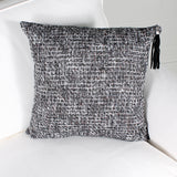 tweed cushion by Marie Dooley