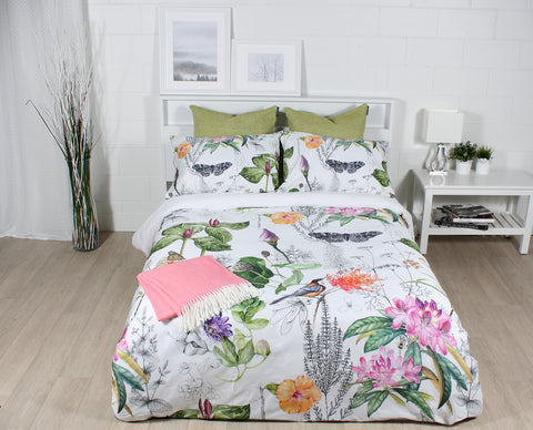 Josephine duvet cover by Marie Dooley