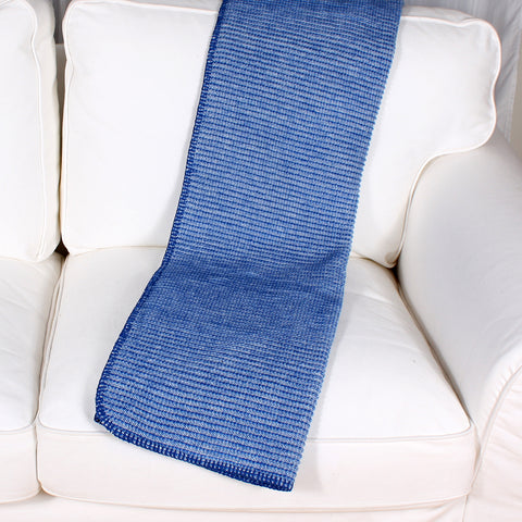 comfort throw by Marie Dooley