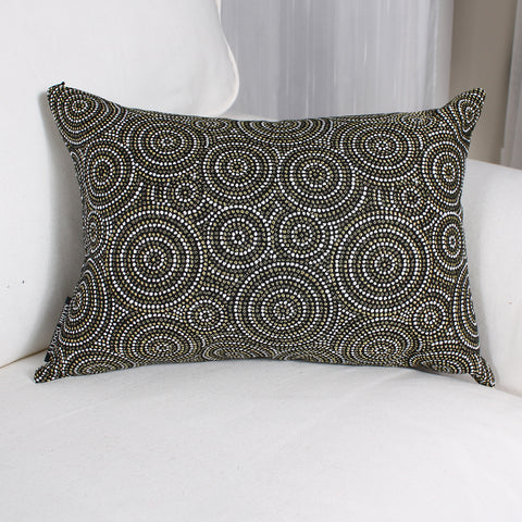 Rondo cushion by Marie Dooley