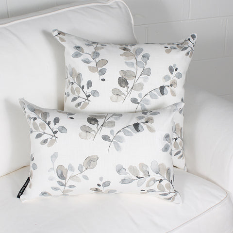 Acacia cushion by Marie Dooley