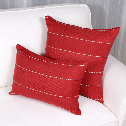 Adem cushion by Marie Dooley