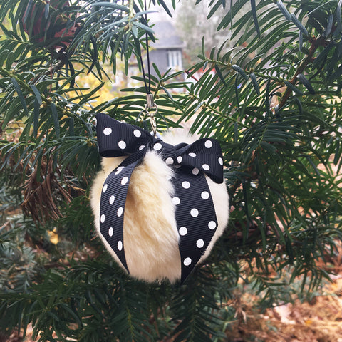 FUR Christmas Ornament