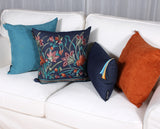 Muse cushion ambiance by Marie Dooley
