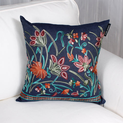 MUSE cushion by Marie Dooley