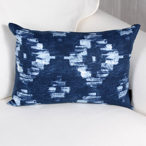 Omega cushion by Marie Dooley