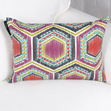 Palaos cushion by Marie Dooley