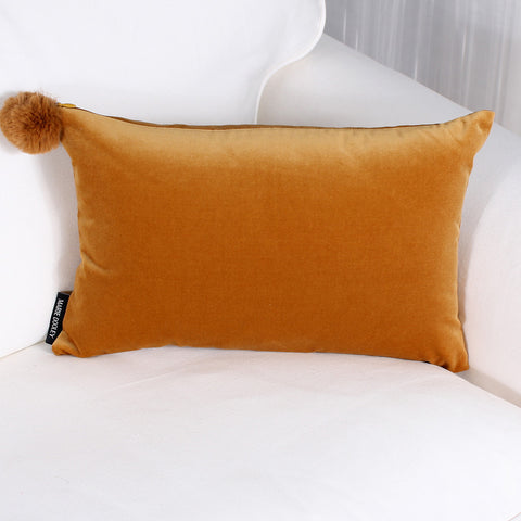 Romeo cushion by Marie Dooley