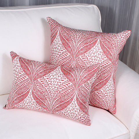 Savoie cushion by Marie Dooley
