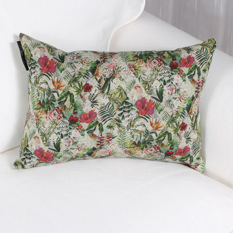 Tamarindo cushion by Marie Dooley
