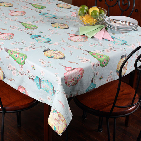 Kyoto tablecloth by Marie Dooley