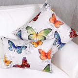 Papillon cushion by Marie Dooley