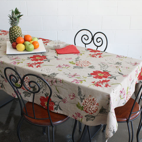 Thelma tablecloth by Marie Dooley