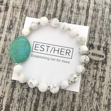 Load image into Gallery viewer, EST/HER Lily Bracelet