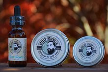 Load image into Gallery viewer, Kit: Beard balm, beard oil, and mustache wax
