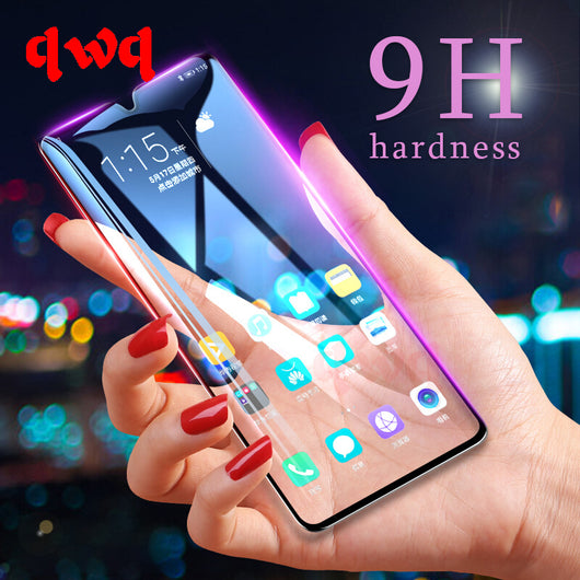 save off 227e0 6f6c0 9H Tempered Glass Huawei Mate 20 Pro HD Screen Protector Lite