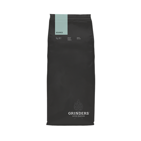 Coffee Beans 1kg - Source Blend - Grinders