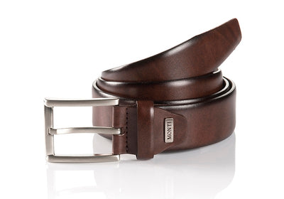 Monti Leather London Belt Brown