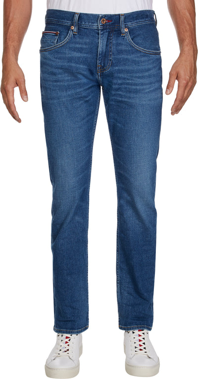 Tommy Hilfiger Bleecker Organic Cotton Slim Fit Jean