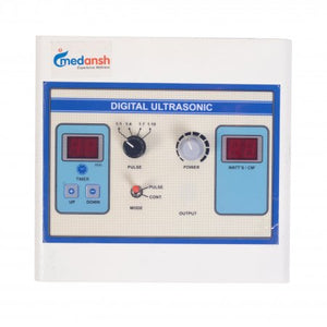 Digital Ultrasonic Machine Portable for Promoting Recovery and Reducing Pain