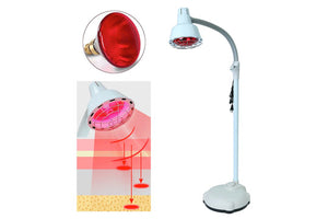 Infrared Light Therapy Lamp with Stand
