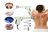 Back Spine Adjusting Chiropractic Activator Deep Tissue Massager Gun
