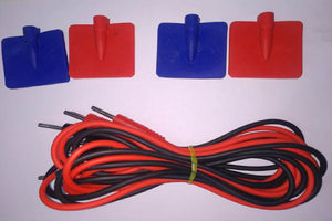 Muscle Stimulator Lead & Electrode