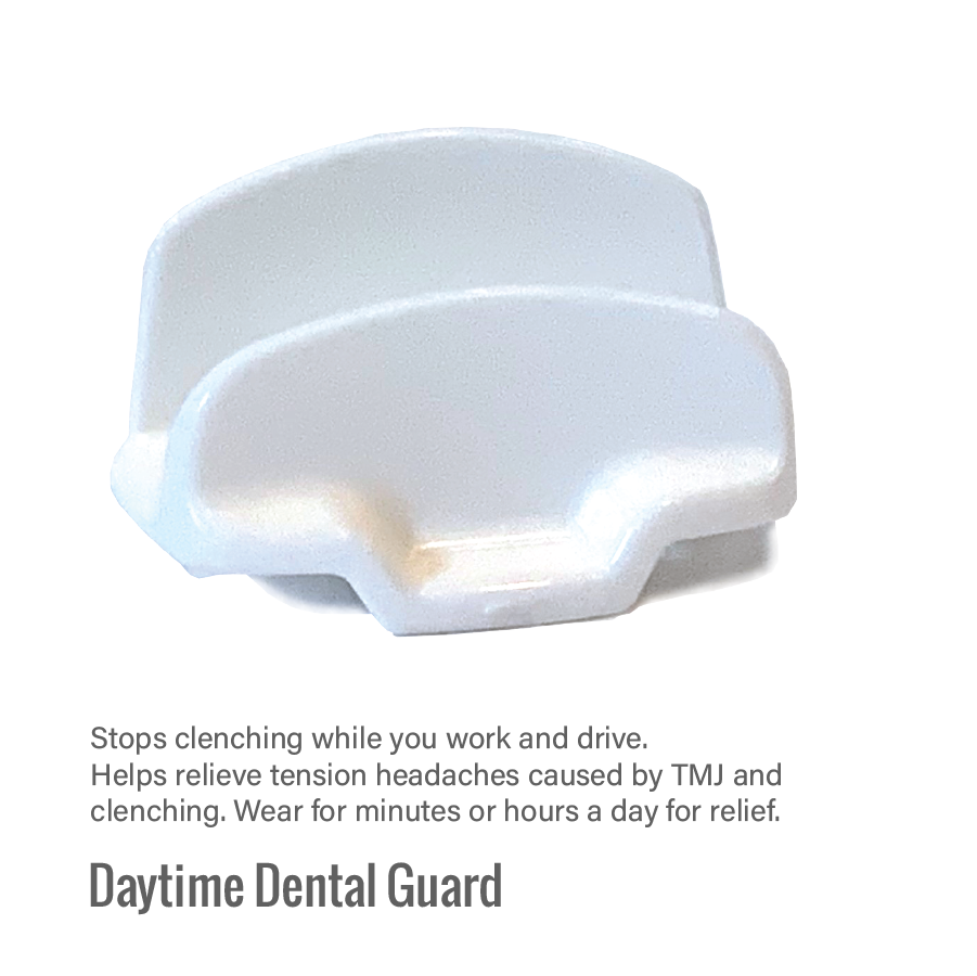 Single Daytime Bite Guard with Case