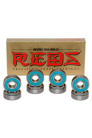 Reds 6-Ball Bearings