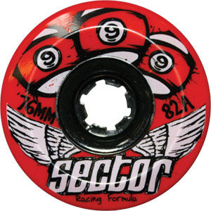 Sector 9 - Race formula 82a 76mm